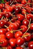 cherry pile