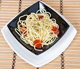 paste with tomato