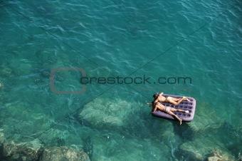 Floating Couple