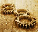Grunge gears