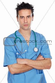 attractive medicine student
