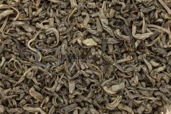 background of green tea