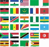 29 African Flags 2