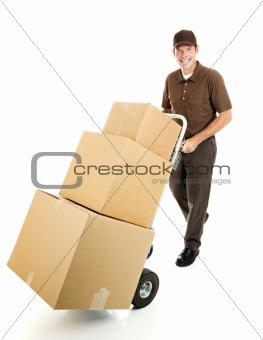 Delivering For You