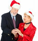 Romantic Senior Christmas Gift