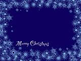 snowflake christmas