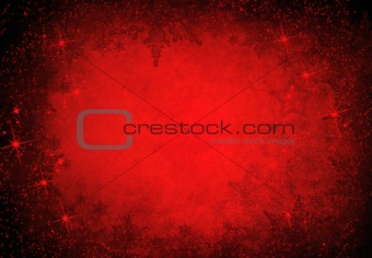 Abstract grunge christmas background