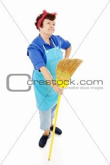Housekeeper's Imagination
