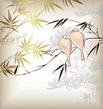 Bamboo Leaf Bird 1-4