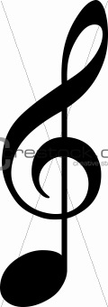 clef as note