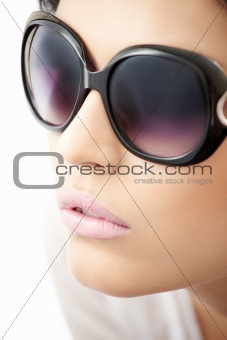 Sun glasses girl