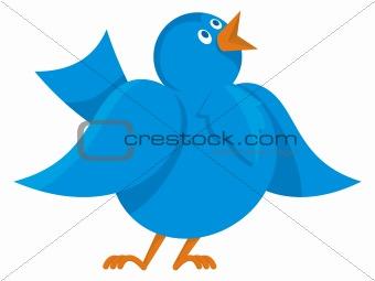 Blue bird communication