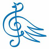 Blue bird music