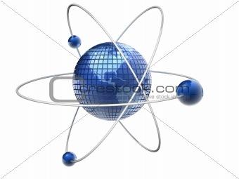 Atom Earth