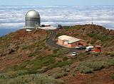 Roque de los Muchachos Observatory in La Palma (Canary ilands spain)