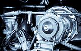 vehicle engine