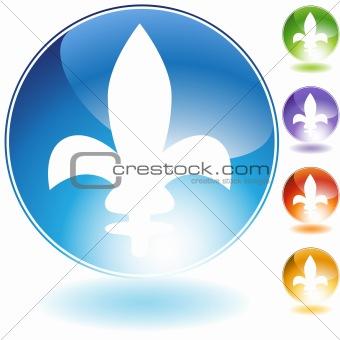 Fleur Icon Crystal