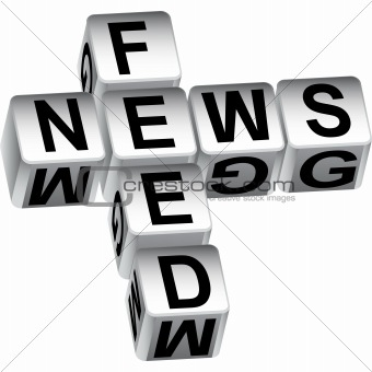 3D News Feed Dice Message
