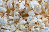 big heap of salty popcorn.