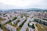 sarajevo cityscape