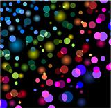 Glitter Colorful Background