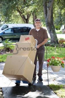 Neighborhood Delivery Man