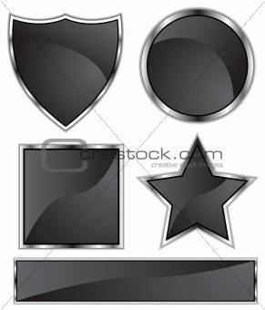 Black Satin - Blank