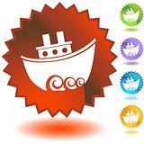 Seal Set - Boat