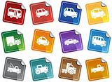 Vehicle Sticker Set