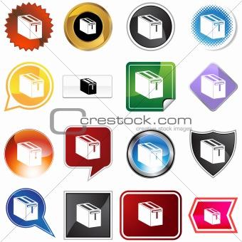 Toast Icon Set