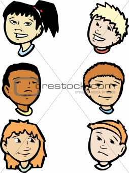 Group of Heads #2