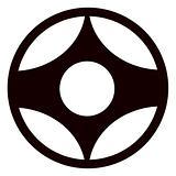 HIEROGLYPH  kanji kyokushinkai KARATE