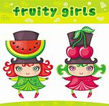 Fruity girls series 1