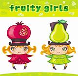Fruity girls series 2: