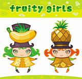 Fruity girls series 3