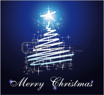Christmas Card Three for Greetings background
