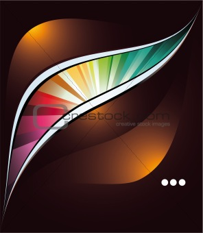 Business Colorful Background