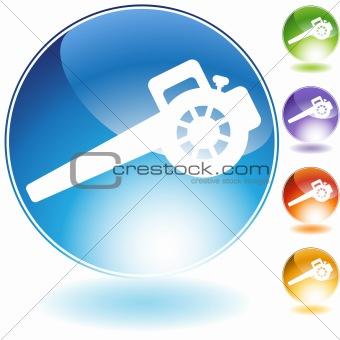 Lawn Blower Crystal Icon