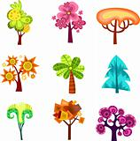 design tree set