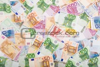 Money background - wealth concept