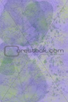 Lavender Leaves Background