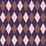 Argyle seamless pattern