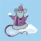 Winter rat 2