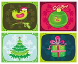 Christmas cards sets