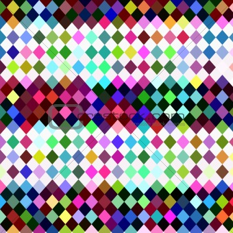 harlequin checkered pattern