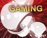 Gambling dice gambling background