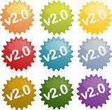 Version 2 seal illustration symbol