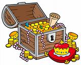Big treasure chest