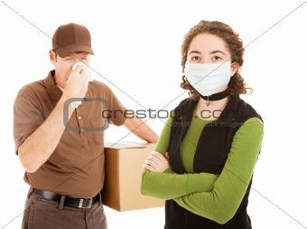 Delivering the Flu
