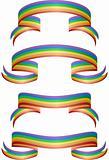 Rainbow Banners